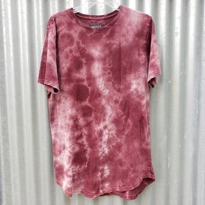 Pacsun mens Medium tie-dye shirt